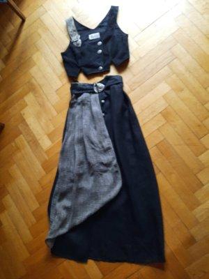 andere Marke Maxi abito nero