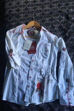 Trachten Bluse Hemd
