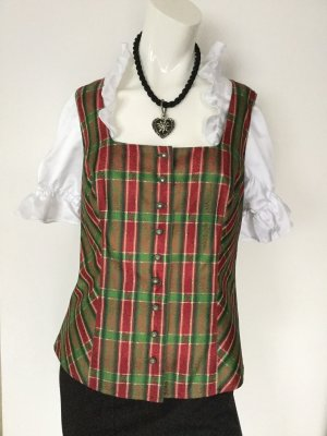 Landhaus Austrian Style Traditional Camisole multicolored