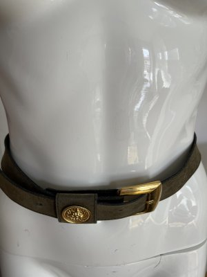 Waist Belt khaki-gold-colored
