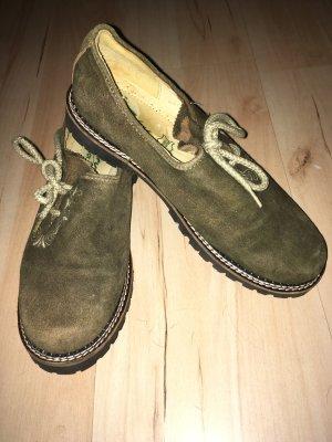 Trachten Haferl Schuhe Gr 39