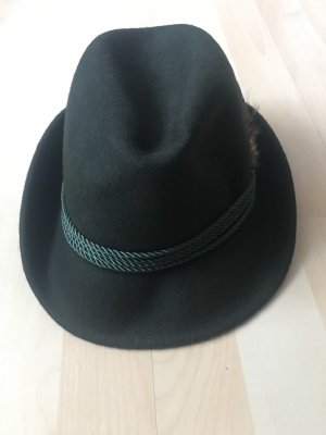 Traditional Hat dark green-forest green