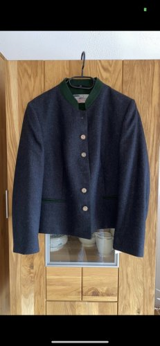 Schloss Orth Traditional Jacket grey-forest green