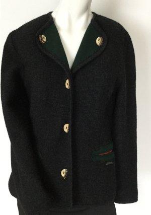 Sigi Scheiber Traditional Jacket anthracite wool