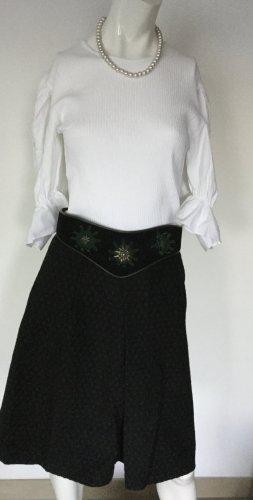 Trachten Kombi (Rock, Bluse , Ledergürtel), Gr S