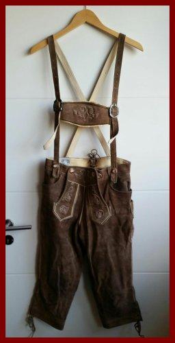 Alpin Trachten Pantalon bavarois brun
