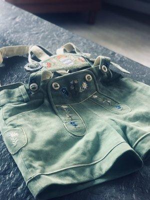 Country Maddox Pantalone in pelle tradizionale multicolore Pelle