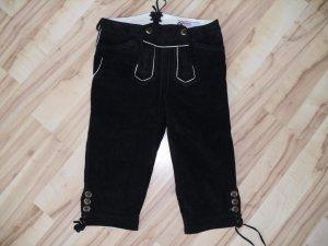 Alphorn Pantalone tradizionale nero