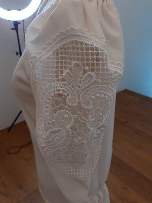 Landhaus by C&A Blouse Shirt white polyester