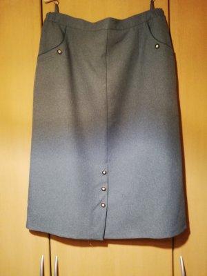 Trachtenmode aus Österreich Jupe bavaroise gris polyester