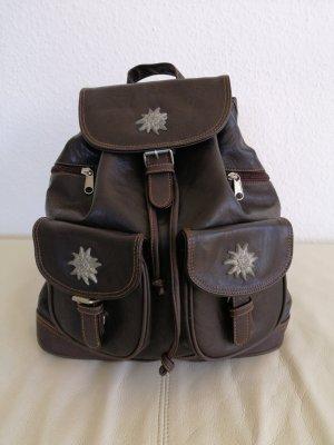 Traditional Bag dark brown