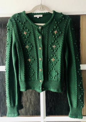 Lena Hoschek Giacca di lana multicolore Lana