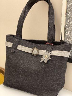 Trachten Tasche Shopper v. Filzicus grau