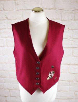Yessica Traditional Vest multicolored mixture fibre