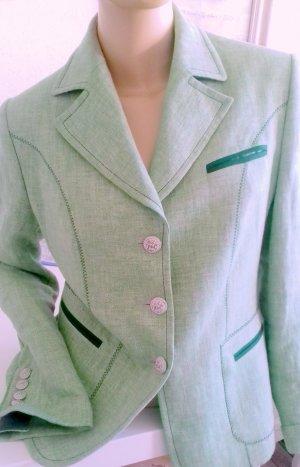 Giacca tradizionale multicolore Lino