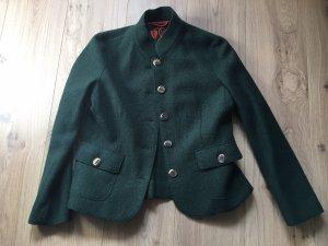 Reitmayer Blazer de lana verde bosque