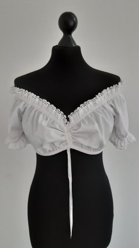 Krüger Short Sleeved Blouse white