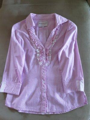 Krüger Tradycyjna bluzka różowy-różowy
