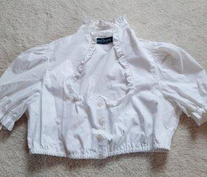 Berwin & Wolff Traditional Blouse white cotton