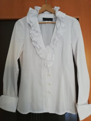 Berwin & Wolff Blusa tradizionale bianco