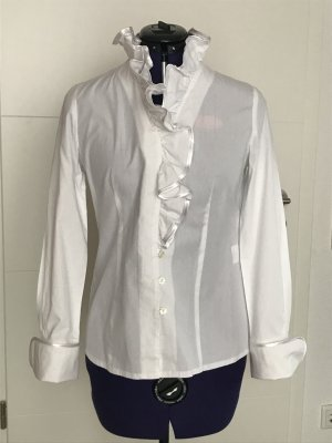 Berwin & Wolff Traditional Blouse white cotton