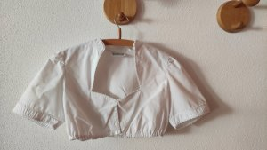 Wenger Austrian Style Traditional Blouse white