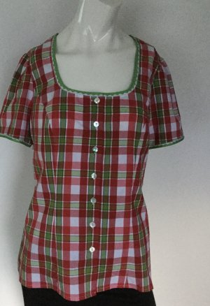 Spieht & Wensky Traditional Blouse multicolored