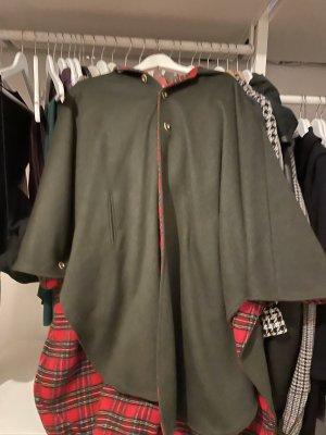Traditional Jacket khaki-red
