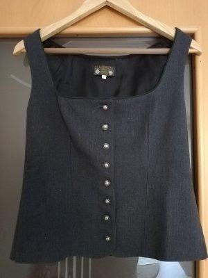 Giacca di lana grigio scuro