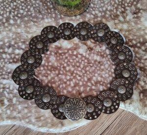 Comma Cintura fianchi argento-marrone