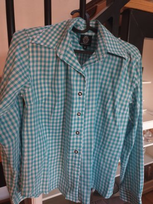 Traditional Shirt turquoise