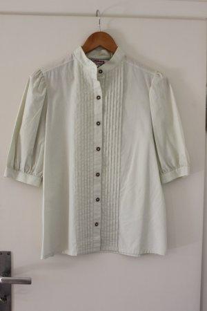 Alphorn Traditional Shirt oatmeal cotton