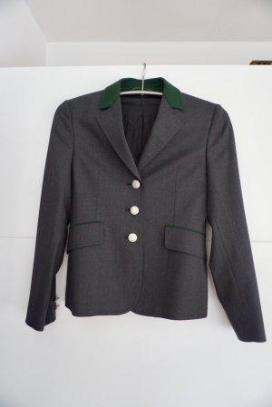 Wild & Wald Traditional Jacket dark grey-forest green