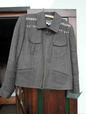 Country Life Traditional Jacket dark green cotton