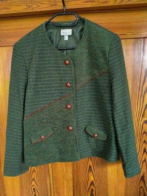 Trachtenjacke, Landhaus Blazer, Jacke aus Wolle