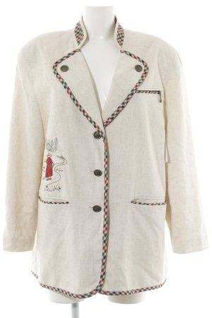 Traditional Jacket flecked extravagant style