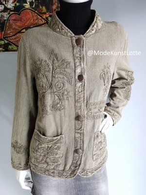 DW-Shop Traditional Jacket multicolored cotton