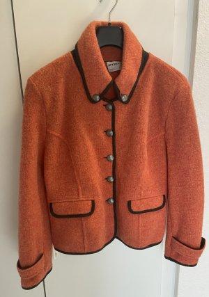 Stapf Wełniany sweter Wielokolorowy