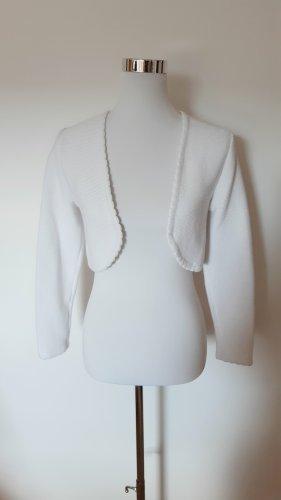 Huber Mode und Tracht Tradycyjna kurtka biały