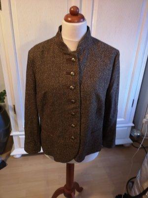 Savannah Folkloristische jas lichtbruin-bruin
