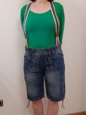 hangowear Pantaloncino di jeans blu