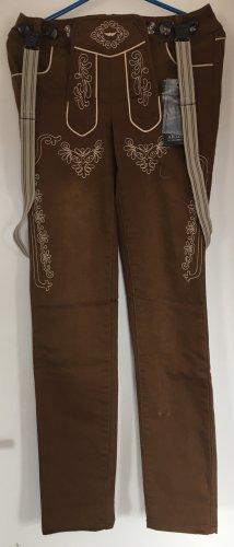 Arizona Pantalon bavarois cognac-brun