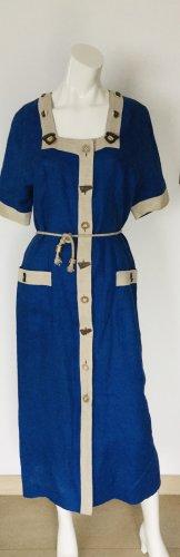 Trachtenkleid aus Leinen von Stapf Sports Wear Tyrol Gr 42