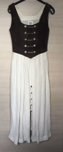 Amann Dirndl brown-cream