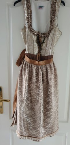 Country Line Dirndl bronze-colored