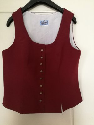 Daller Traditional Camisole dark red