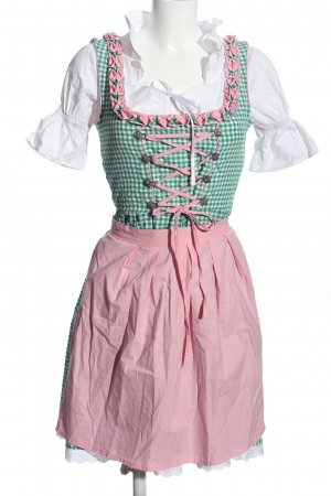 Trachtenpoint Dirndl check pattern casual look
