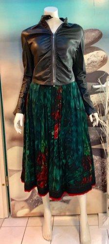 Helene Straßer Jupe bavaroise multicolore