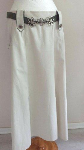 M&G Jupe bavaroise blanc cassé coton