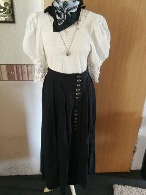 Seeshaupter Werkstatt Folkloristische rok donkerblauw